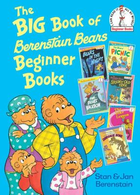 The Big Book of Berenstain Bears  (I Can Read)