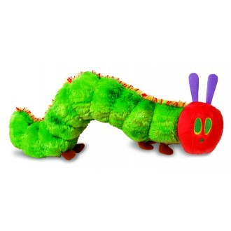 The Very Hungry Caterpillar 28cm Plush Toy