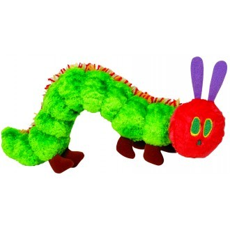The Very Hungry Caterpillar 26cm Beanie Toy
