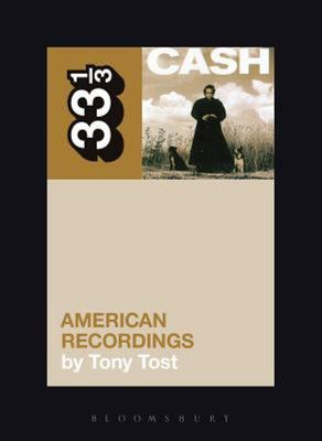 Johnny Cash American Recordings 33 1/3
