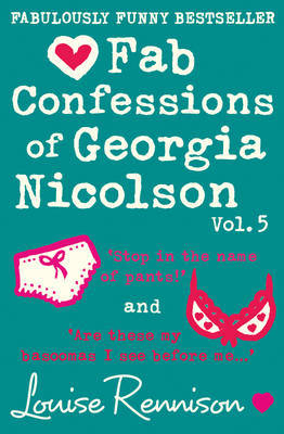 Fab Confessions of Georgia Nicholson Bindup (#9 & #10)