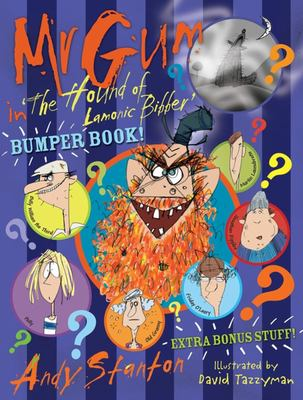 Mr Gum in 'the Hound of Lamonic Bibber': Bumper Book