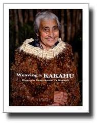 Weaving a Kakahu (Handling fee and/or freight charges may apply)