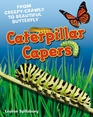 Caterpillar Capers (White Wolves)
