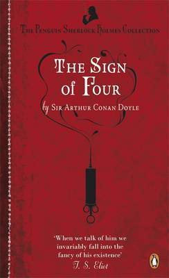 The Sign of Four (Sherlock Holmes #2)