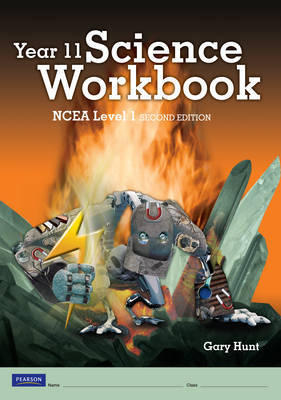Year 11 Science Workbook: NCEA Level 1  (2nd Edition)