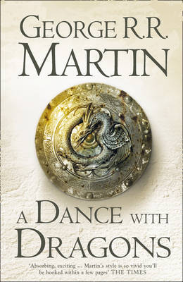 A Dance with Dragons (A Song of Ice and Fire #5)(HB)