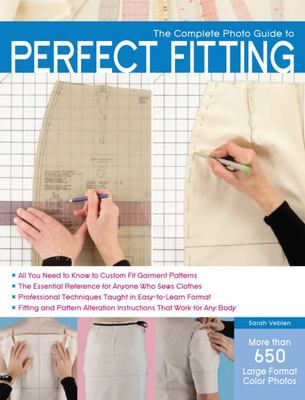 The Complete Photo Guide to Pattern Fitting