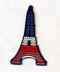 Badge - Eiffel Tower (A65)