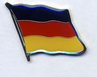 Badge - Germany flag (A16)
