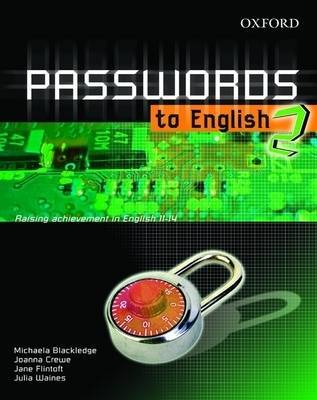 Passwords to English: Y8: E-resource Pack 2