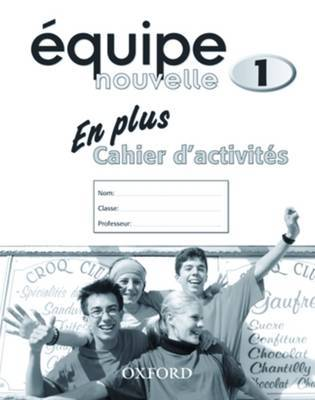Equipe Nouvelle Part 1: En Plus Workbook