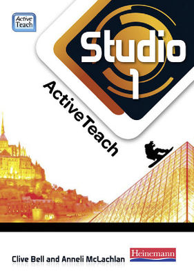 Acces Studio Active Teach Pack