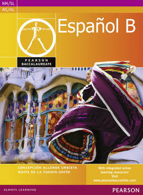 Pearson Baccalaureate Espanol B Student Book for the Spanish IB Diploma