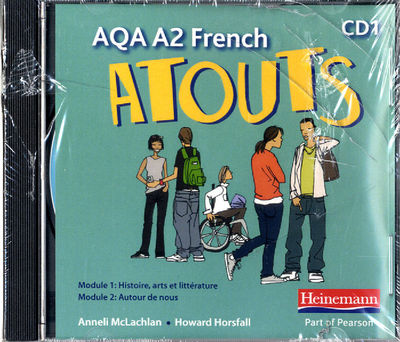 Atouts: AQA A2 French Teachers Guide and CD