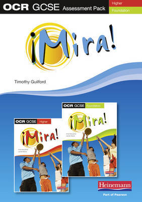 Mira OCR GCSE Spanish Exam and Assessment Set