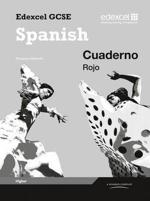 Edexcel GCSE Spanish Higher Workbook 8 Pack