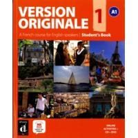 Version Originale 1/A1 Student book + CD + DVD (English version)