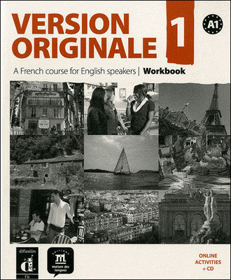Version Originale 1/A1 English Workbook + CD