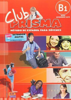 Club Prisma B1 Text + CD