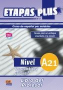 Etapas Plus Nivel A2.1 (Intercambios y ¿Topicos?) - Libro del Profesor