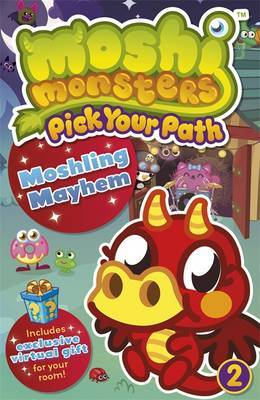 Moshling Mayhem (Moshi Monsters Pick Your Path)