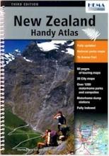 Hema New Zealand Handy Atlas