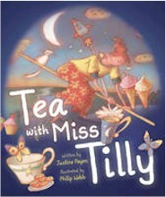 Tea with Miss Tilly