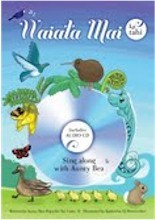 Waiata Mai: Sing Along with Aunty Bea (Book & CD)