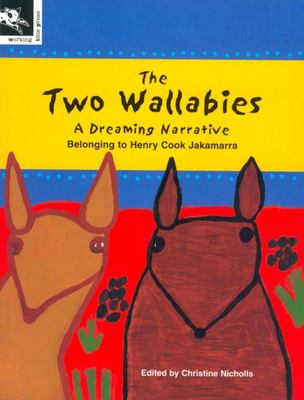 Two Wallabies A Dreaming Narrative