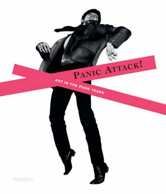 Panic Attack Art In The Punk Years