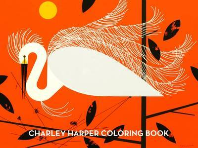 Charley Harper Deluxe Colouring Book