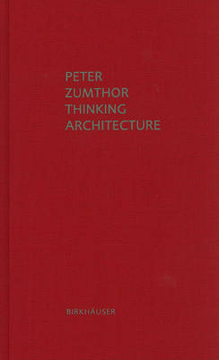 Thinking Architecture