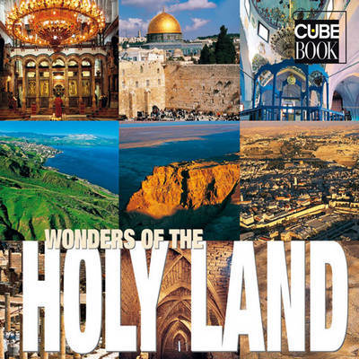 Wonders of the Holy Land: Cube Book