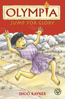Jump for Glory (Olympia #3)