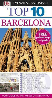 Barcelona 10 - Top 10 DK Eyewitness Travel