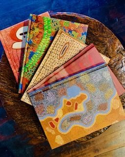 Blank Book Aboriginal Art Various