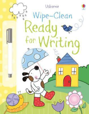 Ready for Writing (Usborne Wipe-Clean)