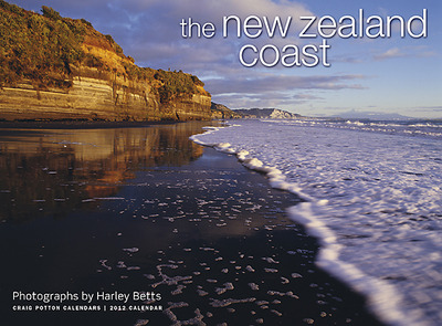 The New Zealand Coast 2013 Wall Calendar