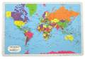 World Map Learning Placemat