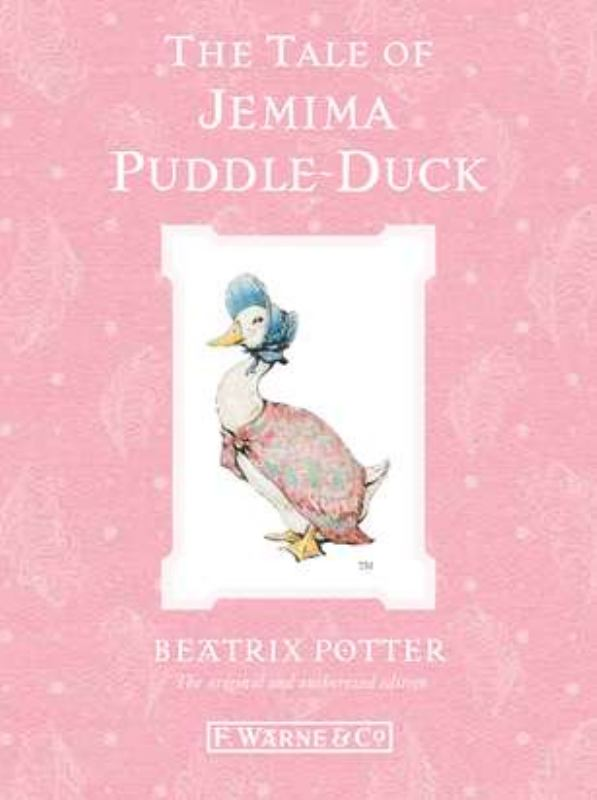 The Tale of Jemima Puddle-Duck (Special Edition #9)