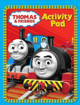 Thomas and Friends Activity Pad