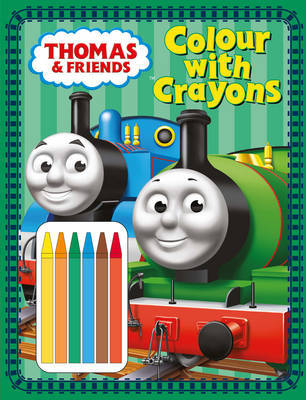 Thomas and Friends: Colour with Crayons
