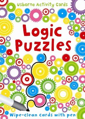 Logic Puzzles (Usborne Activity Cards)