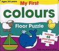 My First Colours - Floor Puzzle