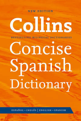 Collins Concise Spanish Dictionary (8ed)