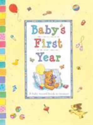 Baby's First Year (HB)