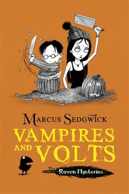 Vampires and Volts (Raven Mysteries #4)