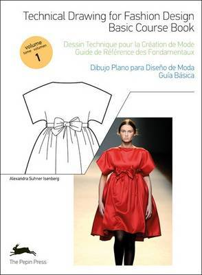 Technical Drawing for Fashion Design: 1