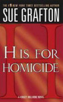 H is for Homicide: A Kinsey Millhone Mystery